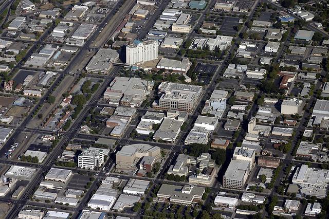 Downtown Modesto California Flickr Photo Sharing
