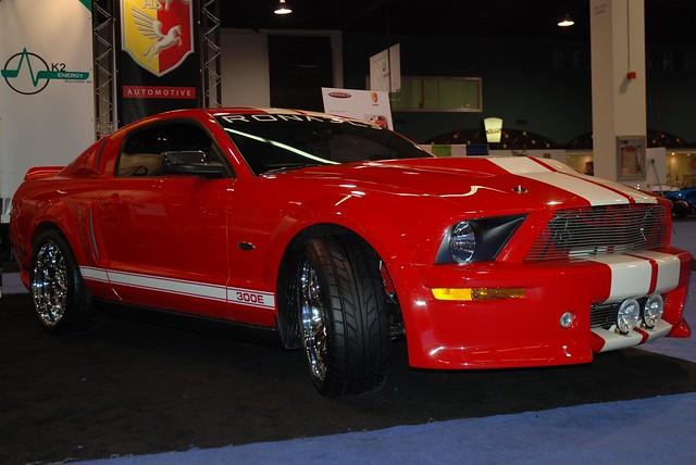Ronaele Mustang