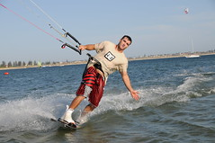 surface water sports, boardsport, individual sports, sports, sea, windsports, wind wave, extreme sport, wave, water sport, kitesurfing,