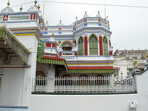 Raja of Chettinad's Palace - Kanadukathan