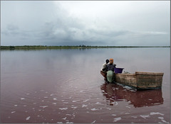 Lac Rose | Senegal