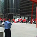 China Olympics Demonstration - 1 of 4