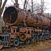BX903 Steam Locomotive Hulk