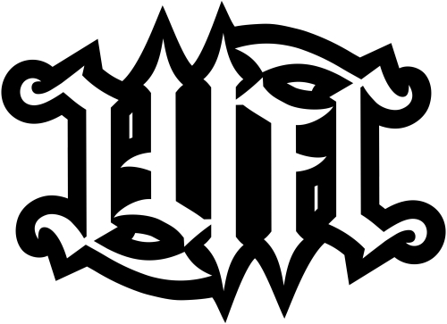 tattoo design The letters