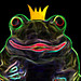 Once upon a time - The frog king - Der Froschkönig