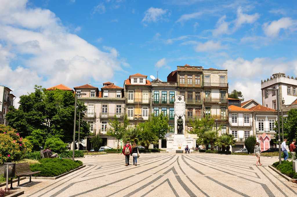 Quartier de Cedofeita à Porto - Photo de Christian