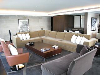 アルティラマカオ ヴィラ 1.Sitting Room