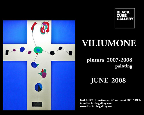 viliumone PINTURA 2007-2008 painting JUNE-2008 by viliumone Catalogue Raisonné