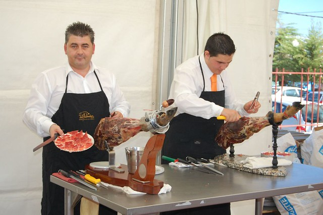 世界の肉料理 III Feria del Jamón Ibérico de Bellota de Los Pedroches 24