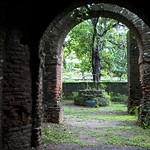 Batac church side ruins part 2