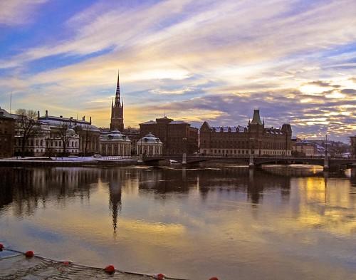 Estocolmo por Mr Phil Price