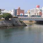 Motoyasu River & Aioi Bridge