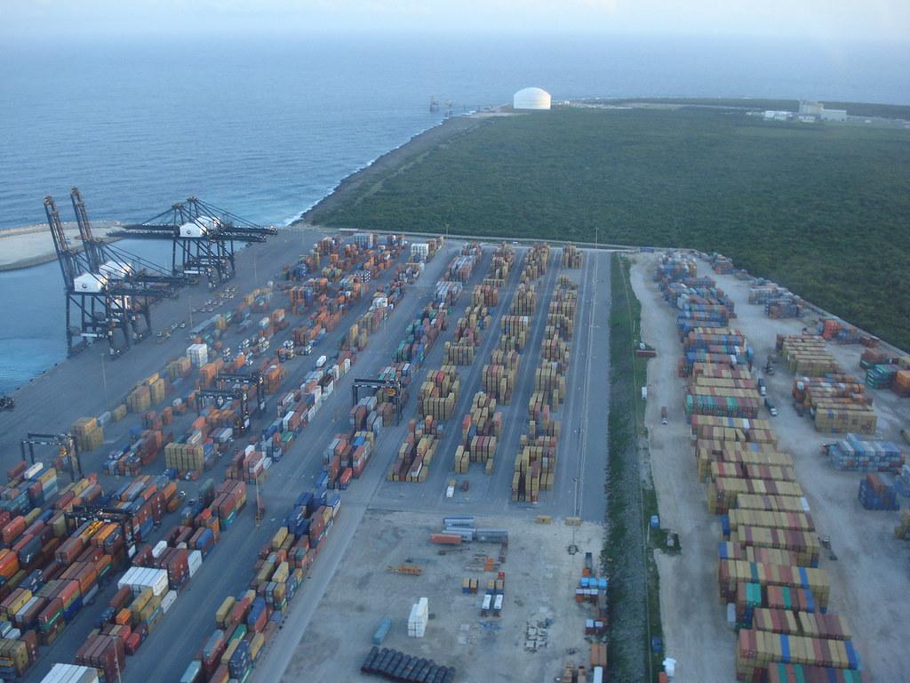 rep dominicana puertos de carga skyscrapercity