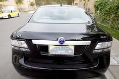 saab 9-4x(0.0), automobile(1.0), automotive exterior(1.0), sport utility vehicle(1.0), wheel(1.0), vehicle(1.0), full-size car(1.0), mid-size car(1.0), saab automobile(1.0), compact car(1.0), bumper(1.0), sedan(1.0), saab 9-3(1.0), land vehicle(1.0), luxury vehicle(1.0),