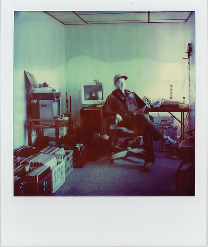 Polaroid by Mikael Kennedy