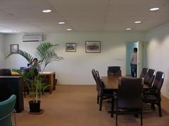 building, room, property, interior design, office,