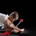 Tired little Cupid Jaeden by Kien Tran