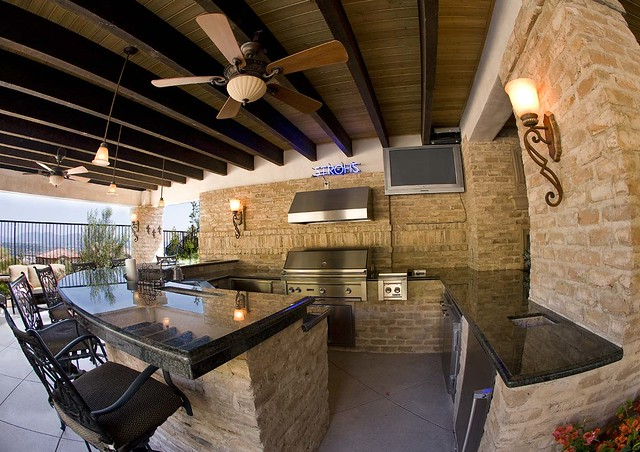 Ultimate Outdoor Kitchen Flickr Photo Sharing
