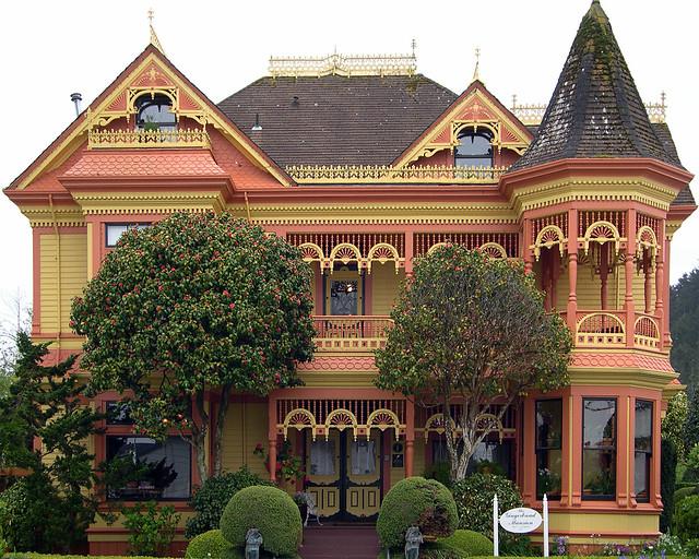 Gingerbread Mansion