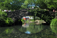 NYC - Central Park: Gapstow Bridge