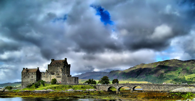 Bezienswaardigheden Schotland Top 10 - Nr 3 Eilean Donan