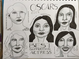 Oscars - Best Supporting Actress