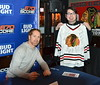 Blackhawks Defenseman Brian Campbell