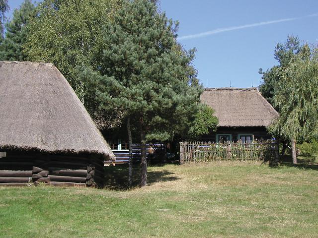 Wygiełzów, Nadwiślański Park Etnograficzny