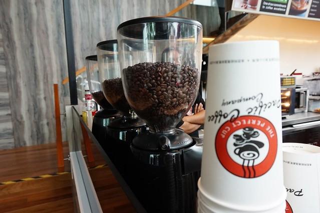 pacific coffee melaka launch  - dataran pahlawan melaka