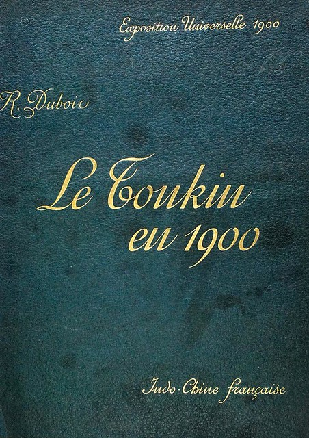 Le Tonkin en 1900 - Ouvrage de R. Dubois