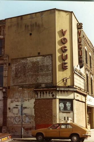 Vogue Cinema Stoke Newington