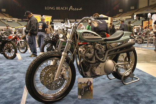 Harley Davidson FlatTracker