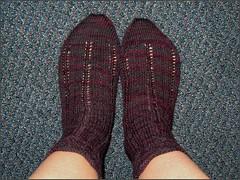 Lenore socks, done!