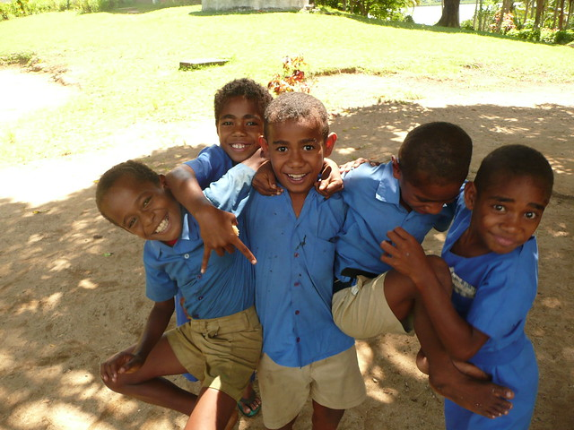 Pictures Of Kids From Fiji