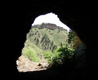 Above Highway 24 - Tunnel Two