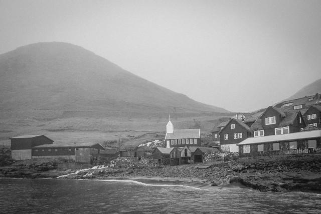 Bøur, Vágar, Faroe Islands.
