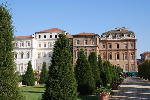 071019 - Venaria - 10 - Reggia dei Savoia