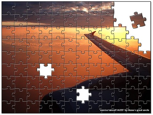 sunrise geotagged fdsflickrtoys nw northwest neworleans puzzle conference jigsaw nola takeoff ata 国際会議 geo:lat=29953745 geo:lon=9006978 americantranslatorsassociation
