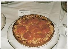 pie, pastry, baked goods, tart, food, dish, dessert, cuisine,