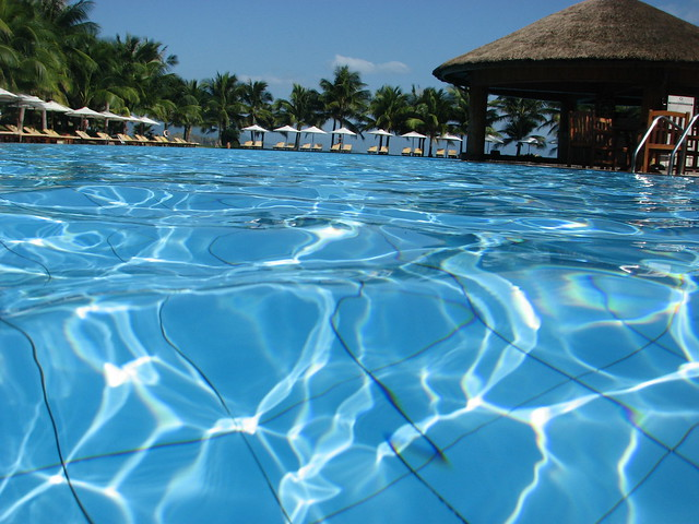 Best Swimming Pool In South East Asia Vinpearl Flickr Photo Sharing