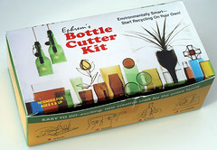 Bottle cutter kit
