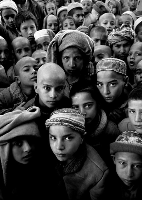 Afghanistan War orphans