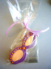 Cookie for Lupus Foundation Lunch