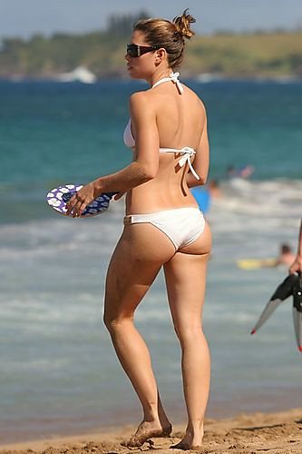 Jessica Biel with bikini by Amyhsu