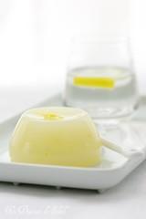 Sicilian lemon pudding- Budino di limone