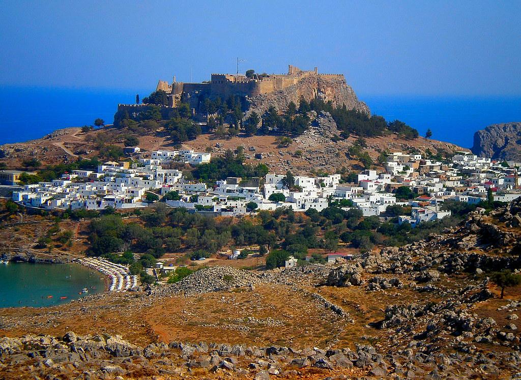 Lindos - Rhodes island, Greece