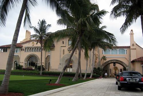 Florida - Palm Beach: Mar-A-Lago