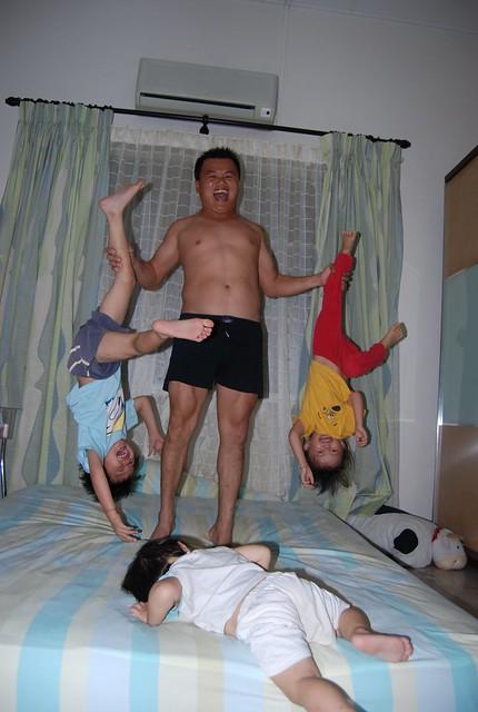 crazy family..>.<