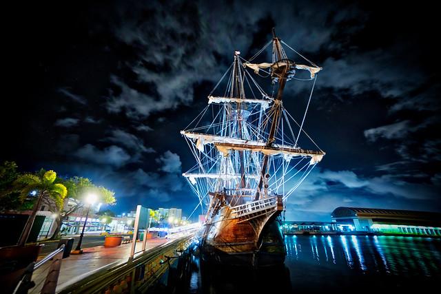 Ye Olde Pirate Shippe