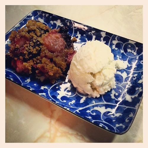 The American Sorghum Crumble #glutenfreedelicious by The Cookie Man